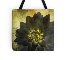 A Golden Heart Tote Bag
