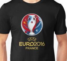 Euro 2016 Football Unisex T-Shirt