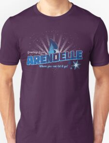 Greetings from Arendelle T-Shirt