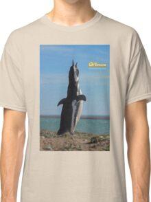 Penguin in Peninsula Valdes - Patagonia Argentina Classic T-Shirt