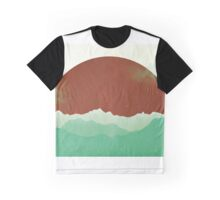 Sunset Valley Graphic T-Shirt