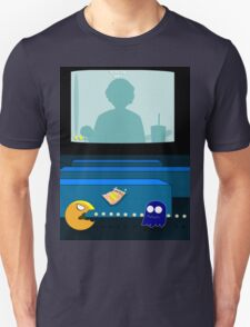 Pac Man From The Other Side Unisex T-Shirt