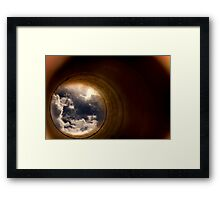 Impossible Sky Framed Print