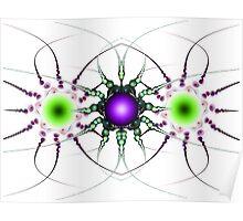 Endless Antennae Poster