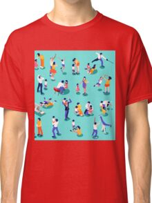 Family Time Classic T-Shirt