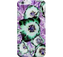 Psychedelic Blooms iPhone Case/Skin