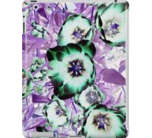 Psychedelic Blooms iPad Case/Skin