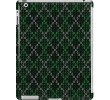 Binary Argyle iPad Case/Skin