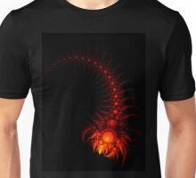 Scorpio - Abstract Fractal Artwork Unisex T-Shirt