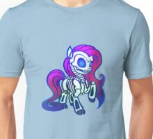 Skeleton Pony Unisex T-Shirt