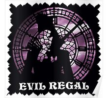 Evil Regal Poster