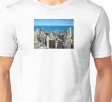 Chicago & Lake Michigan Unisex T-Shirt