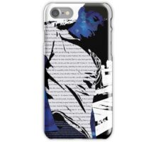 How Soon Is now iPhone Case/Skin