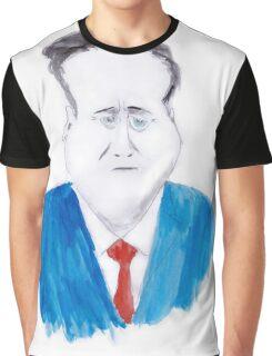 David Cameron Graphic T-Shirt