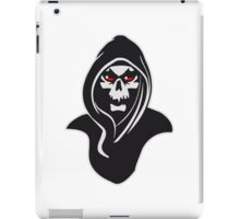Death hood iPad Case/Skin