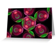 Push Button Bubbles Greeting Card
