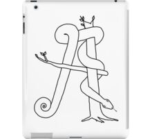 Alphabet of Desire: A iPad Case/Skin