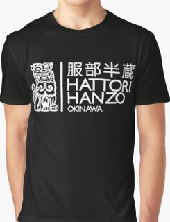 Hattori Hanzo Graphic T-Shirt