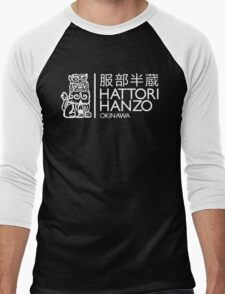 Hattori Hanzo Men's Baseball ¾ T-Shirt