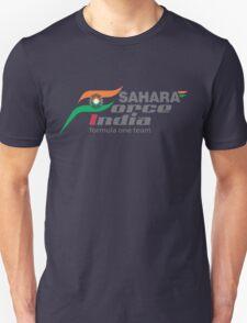 Sahara Force India F1 2016 Unisex T-Shirt