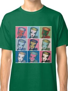 Warhol Barbie Classic T-Shirt