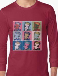 Warhol Barbie Long Sleeve T-Shirt
