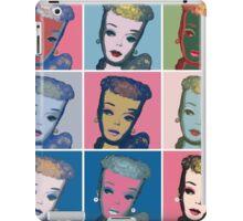 Warhol Barbie iPad Case/Skin