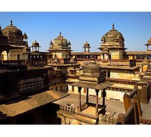 Orcha, India Photographic Print