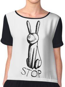 STOP Chiffon Top