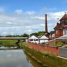 Harveys Brewery by mikebov