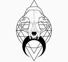 Feline Skull Unisex T-Shirt