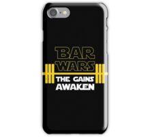 Bar Wars iPhone Case/Skin