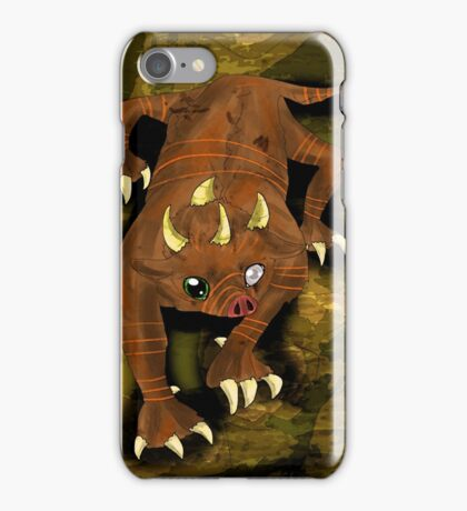 Furry Friend iPhone Case/Skin