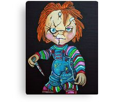 Good Guy Doll Canvas Print