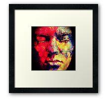 Ardent Soul Framed Print