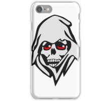 The death iPhone Case/Skin