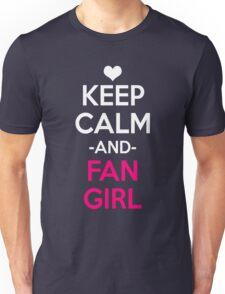 Keep Calm And Fangirl Shirt Unisex T-Shirt