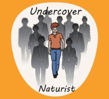 Undercover Naturist (Male) by Nude-is-Life