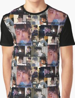 leafyishere face Graphic T-Shirt