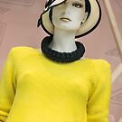 Montreal Mannequin 2 by Dave Hare