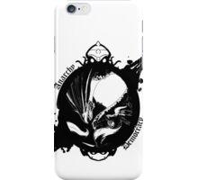 Choose your side - Version Black iPhone Case/Skin