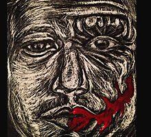 Two-faced Joker by Legzz