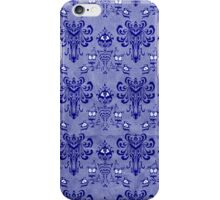 Madame Leota- blue iPhone Case/Skin
