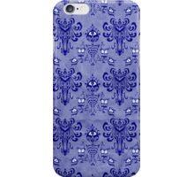 Madame Leota- blue iPhone Case/Skin
