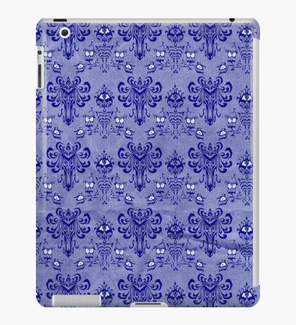 Madame Leota- blue iPad Case/Skin