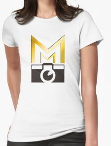 Mark Maker Productions Shirt_01 Womens Fitted T-Shirt