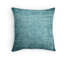 Madame Leota- webs Throw Pillow
