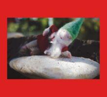 Mushroom Relaxing Baby Tee