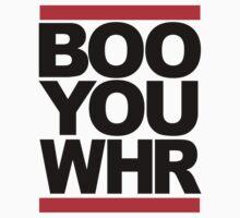 BOO YOU WHR RUN DMC by RexLambo