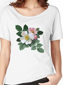 Eglantine - acrylic painting Women's Relaxed Fit T-Shirt